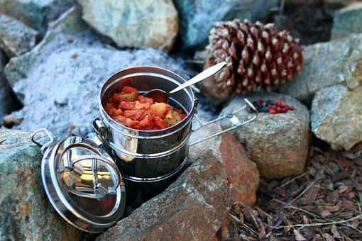 Stew Camping Outdoor Cooking Stainless Ste