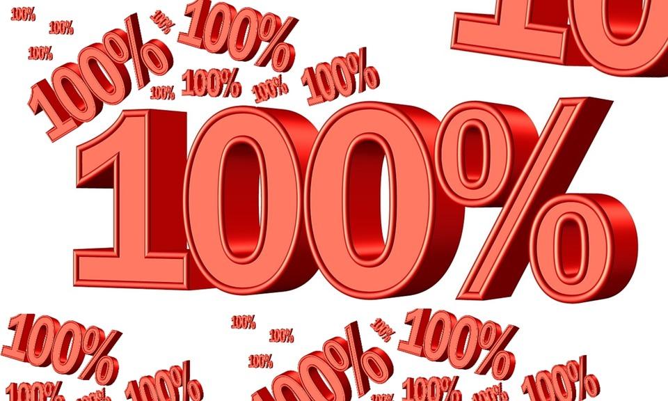100 free por