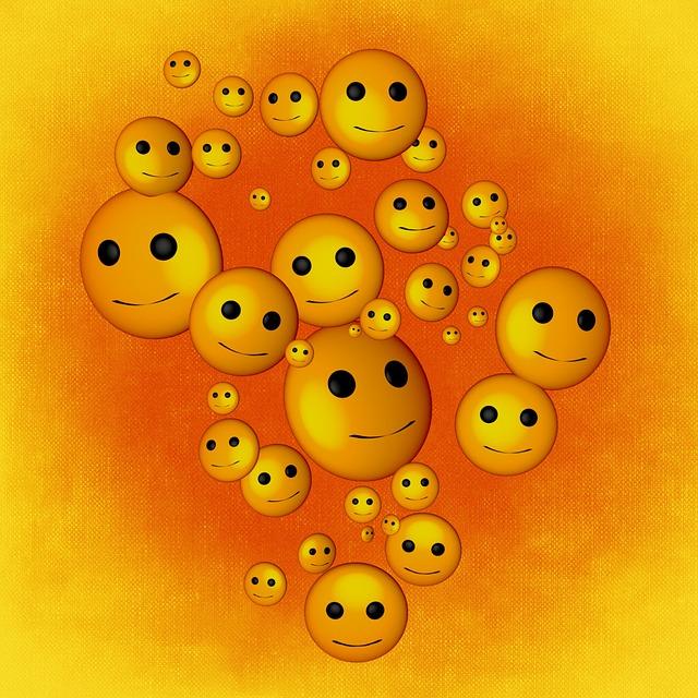 Картинка разное настроение, картинках