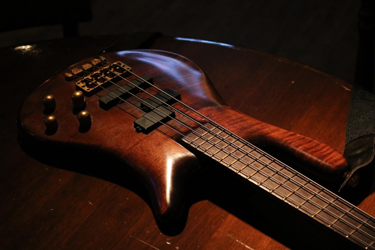 Бас гитара фотки