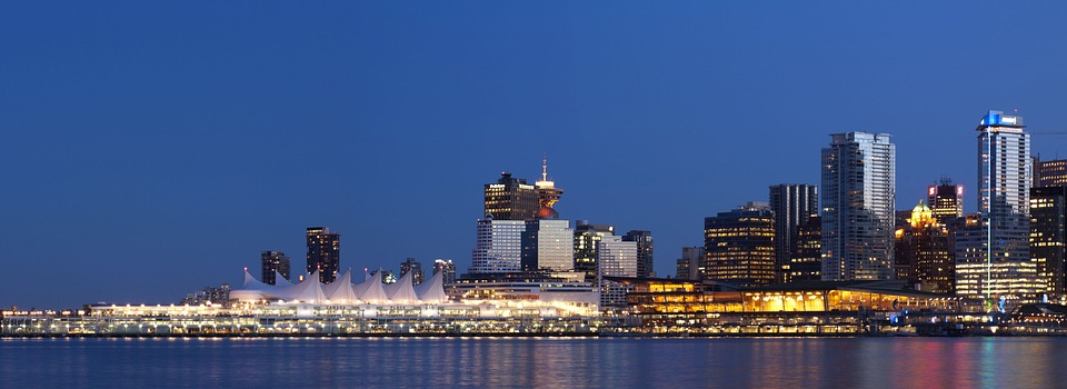 vancouver skyline wallpapers widescreen - photo #24