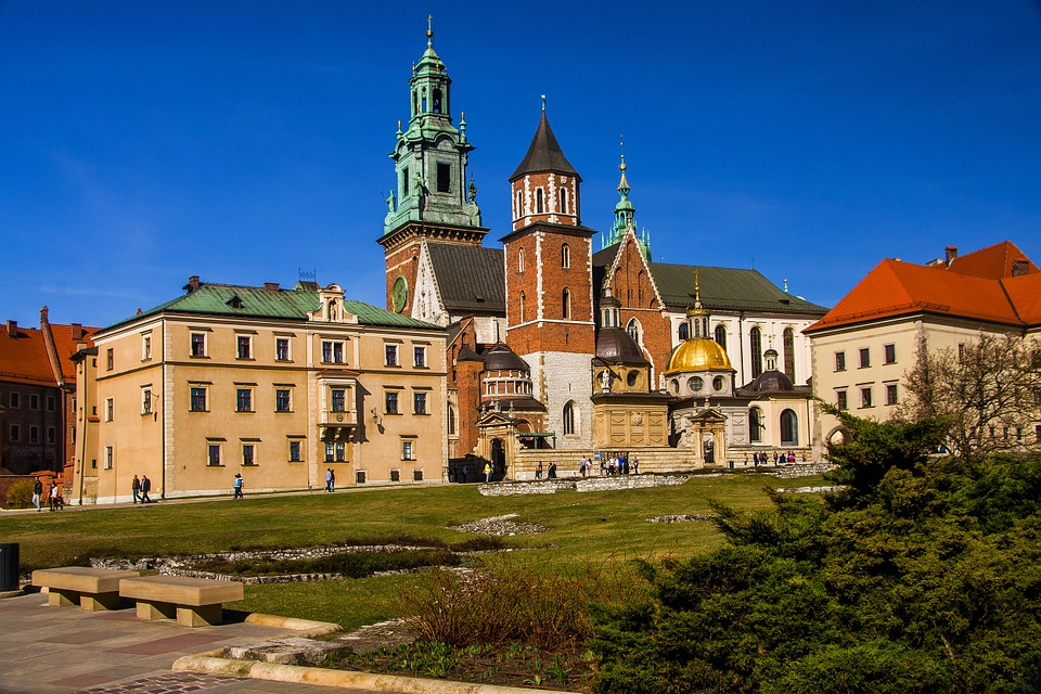 Resultado de imagen de colina de Wawel