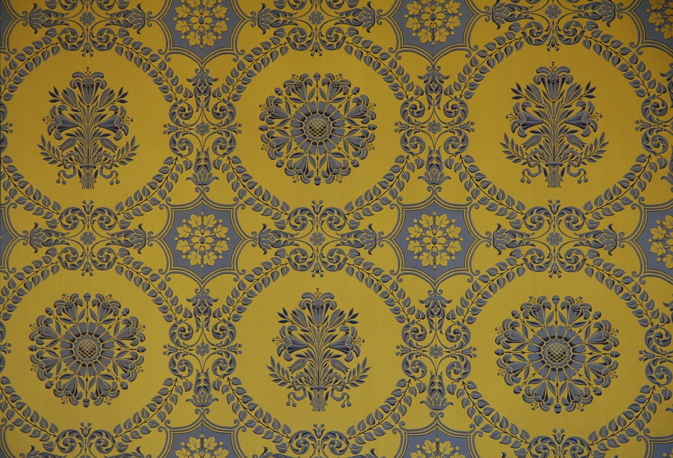 Photo gratuite tapisserie versailles motif image - Motif tapisserie ...