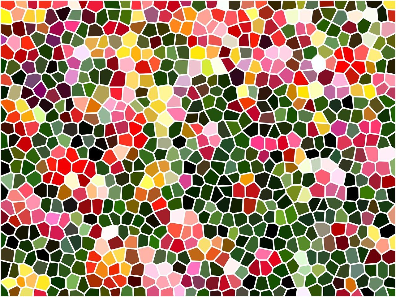 Картинка с мозаикой, хорошим
