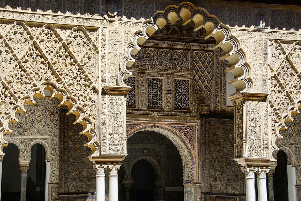 architecture moorish islamic free photo on pixabay
