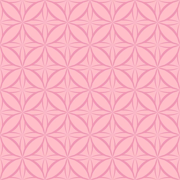 Super Rosa Muster Tapete - Kostenlose Vektorgrafik auf Pixabay AO48