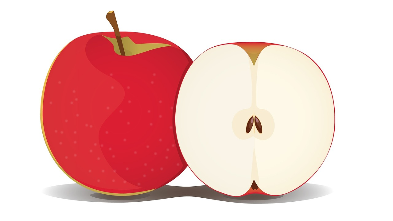 Apples are good for your sex life according to a new study
