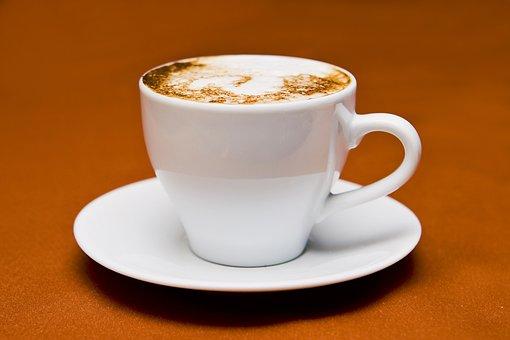 Cappuccino Piala Minum Kopi Minum
