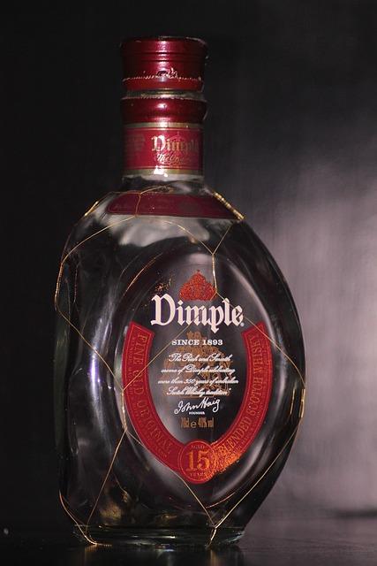 Free photo: Whisky, Bottle, Glass Bottles - Free Image on ...
