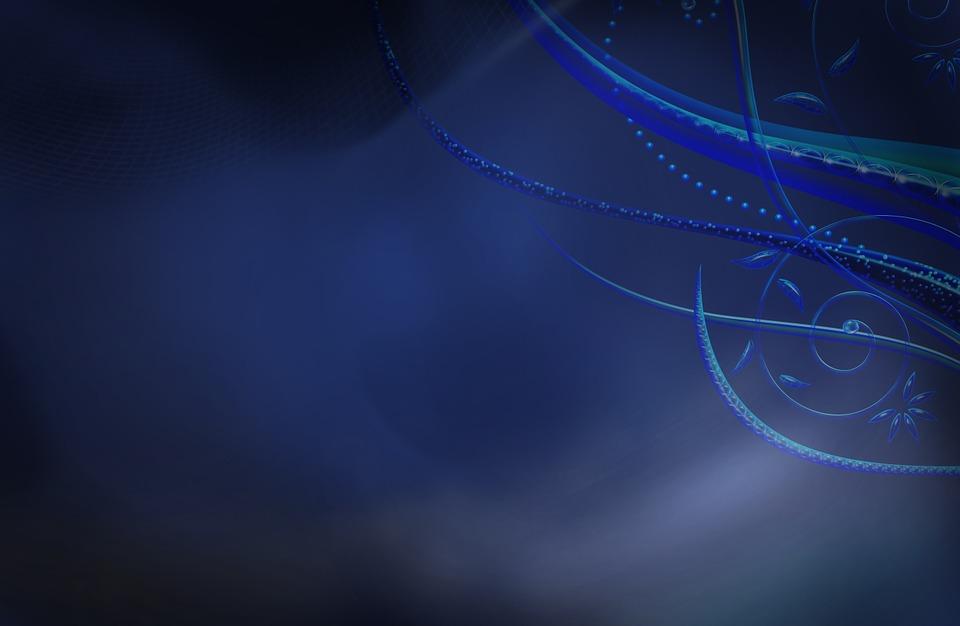 free illustration blue background design pattern