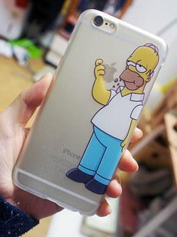 Iphone, The Iphone 6, Simpson, Mobile