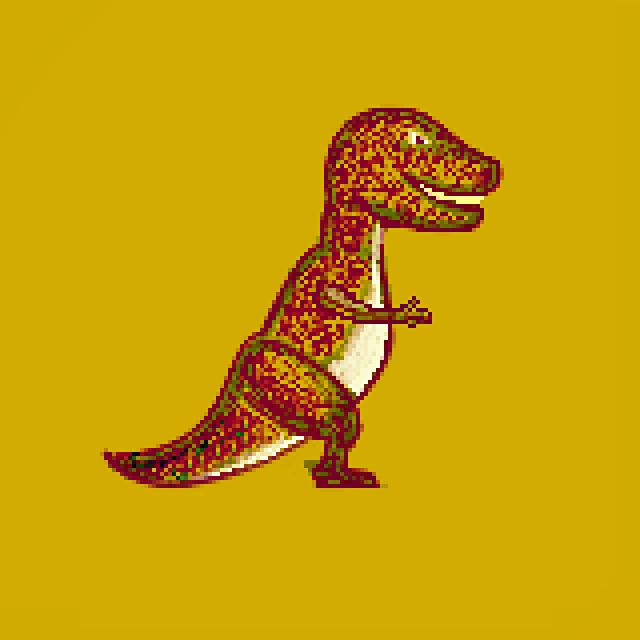 Illustration gratuite t rex dinosaure dessin anim - Dinosaure dessin anime disney ...