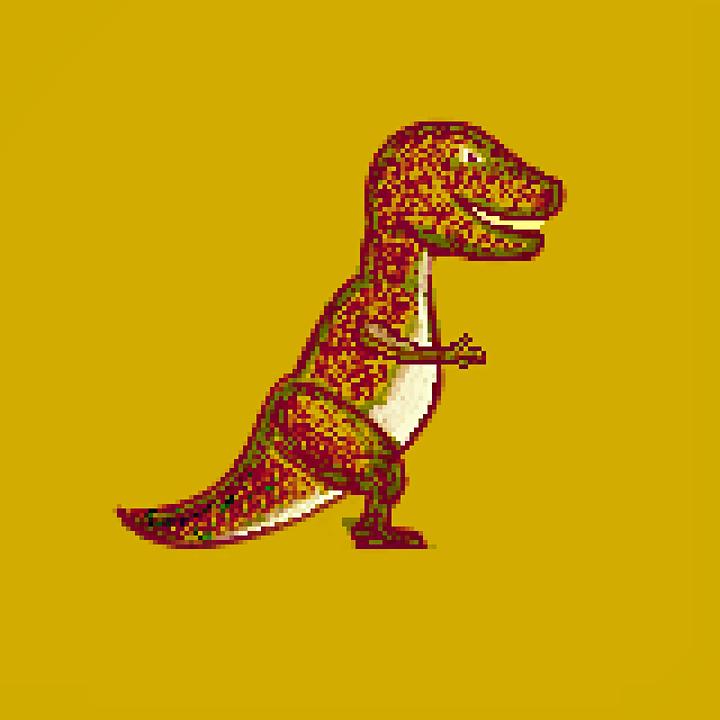 T Rex Dinosaurio Dibujos Animados Imagen Gratis En Pixabay