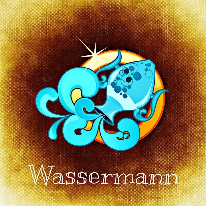 Waterman Sterrenbeeld Horoscoop Gratis Afbeelding Op Pixabay