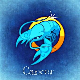 Cancer Zodiac Sign Horoscope Astrology Sig