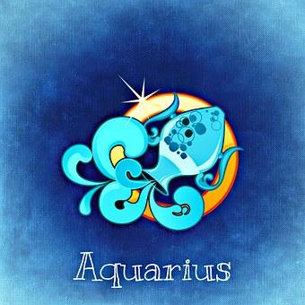 Aquarius Zodiac Sign Horoscope Astrology S
