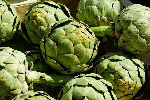 Artichokes, Vegetables, Agriculture