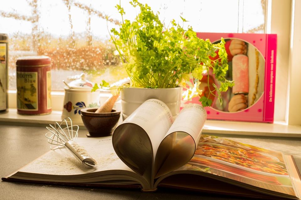 foto gratis: libro di cucina, cuore, cottura - immagine gratis su ... - Ricette Di Cucina Gratis