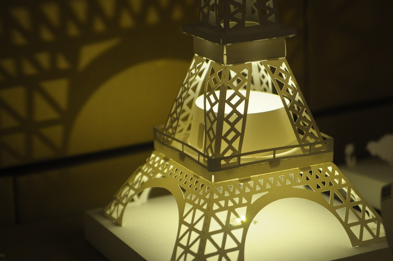 Эйфелева башня из картона - Pikabu 28