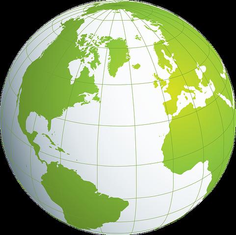Globe, Terre, Monde, Mondialisation