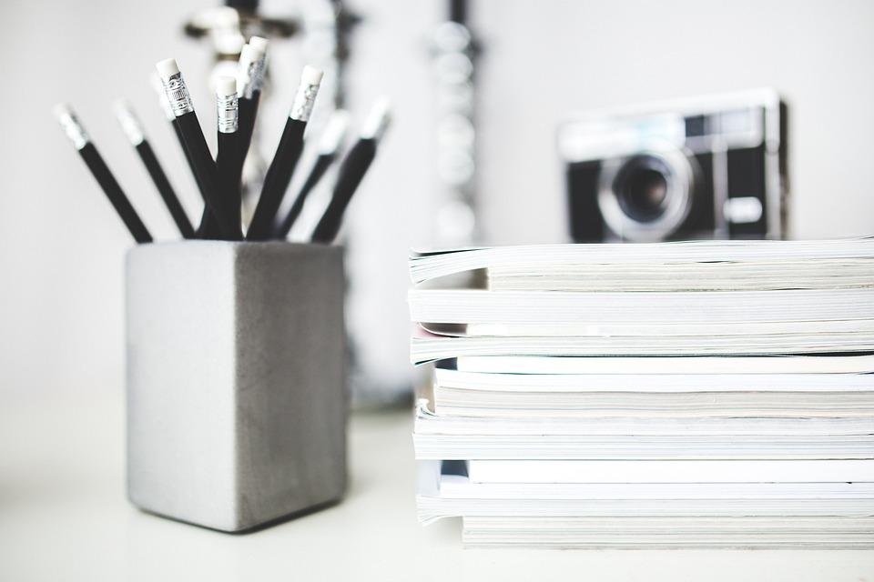 Bleistifte, Schreiben, Blog, Blogger, Schriftsteller