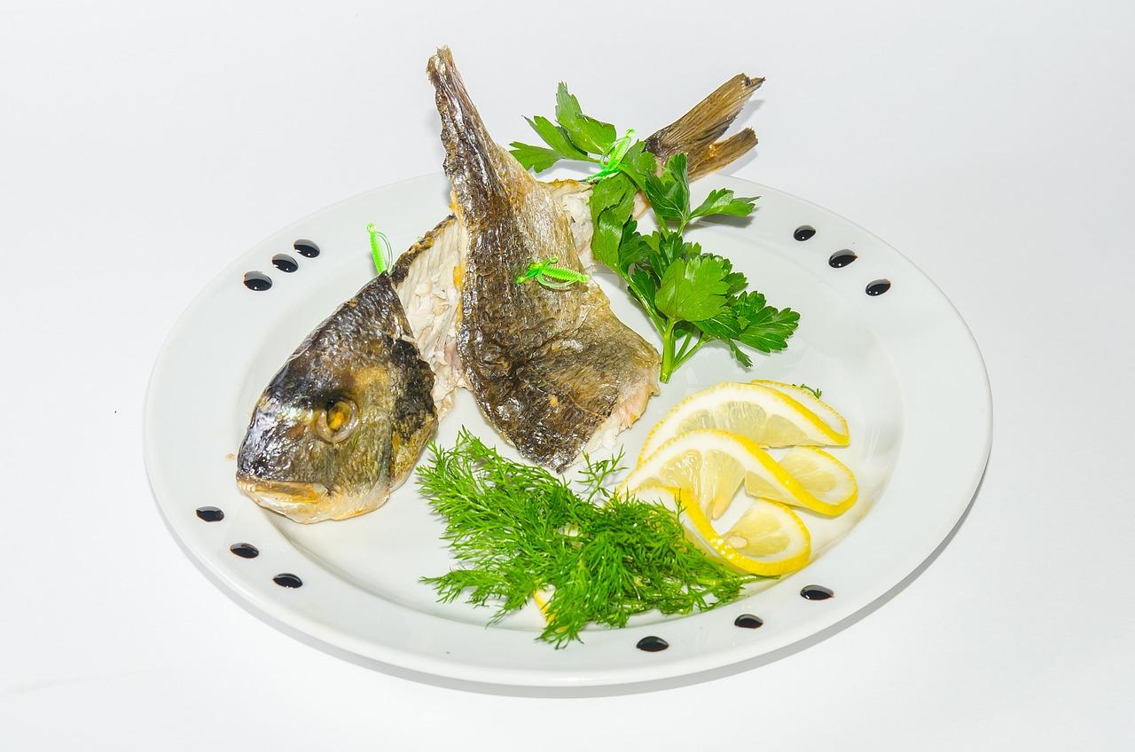 Морской окунь на мангале в фольге рецепты