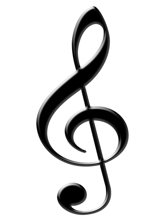 Musical Notes, Music, Staff