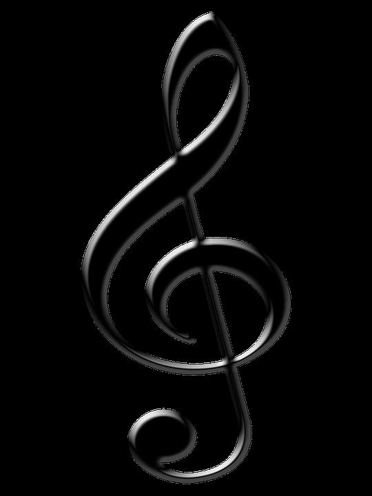 Notas Musicales Música Imagen Gratis En Pixabay