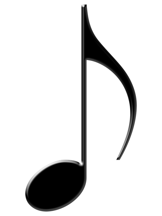 Foto Nota Musical ~ Notas Musicales Música u00b7 Imagen gratis en Pixabay