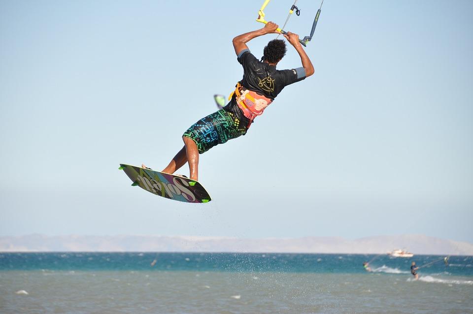 kite surf sport extreme  u00b7 free photo on pixabay