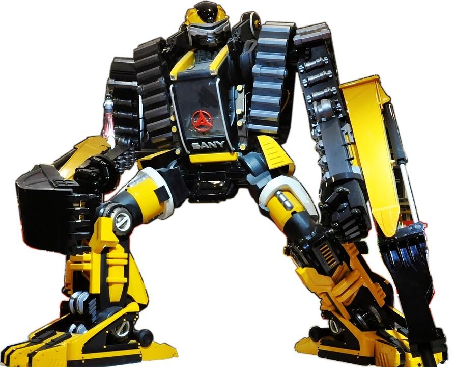 78 Gambar Robot Kekinian