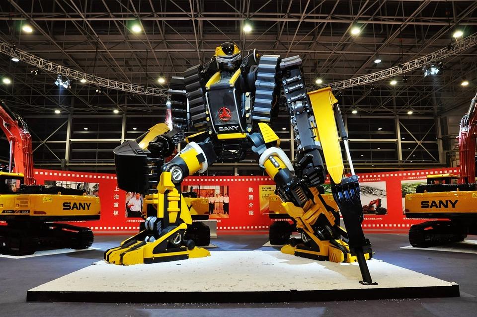 31ロボット、31重工業、ロボット、説明
