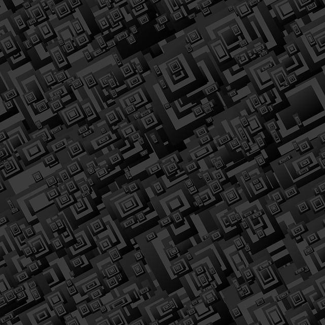 black rectangle wallpaper free image on pixabay