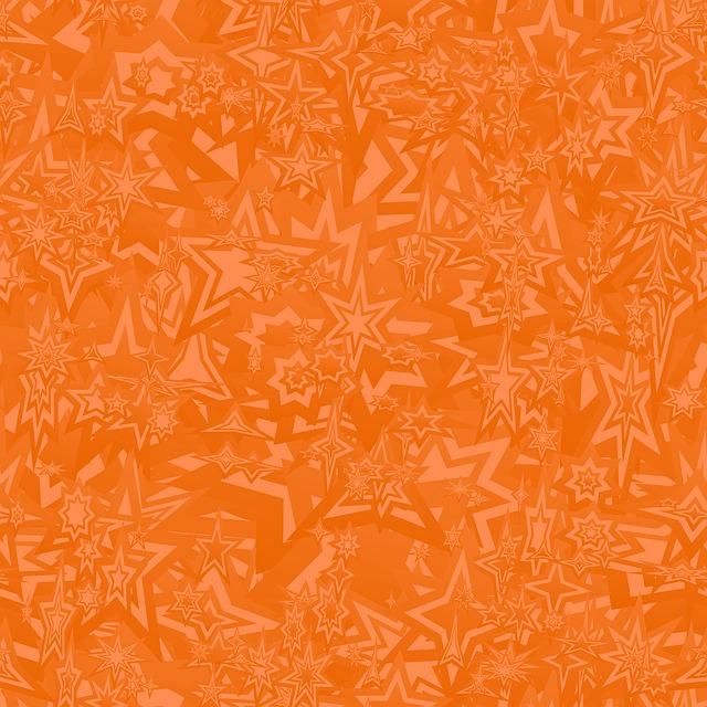Orange chaotische tapete kostenloses bild auf pixabay for Tapete orange