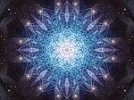 fractal, stars, universe