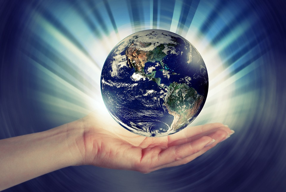 Business, Carrier, Company, Earth, Hand, Hands, Holding
