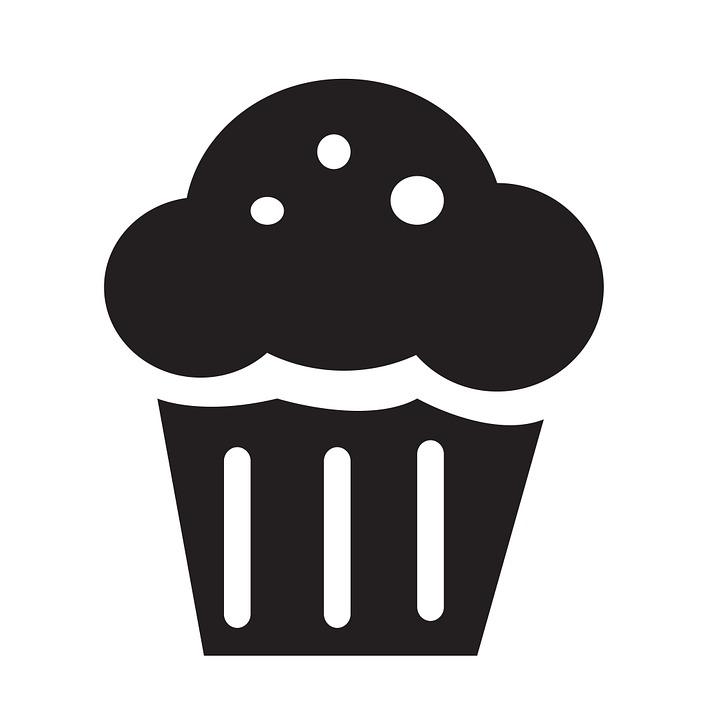 Icon Muffin Dessert Kostenloses Bild Auf Pixabay
