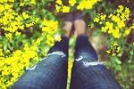 legs, woman, girl