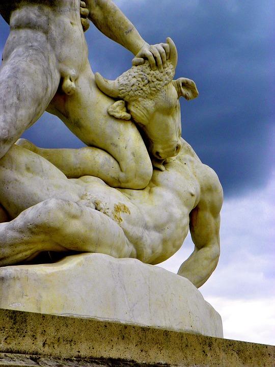 El mito de Teseo, el héroe griego que derrotó al Minotauro