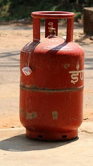 Gas Cylinder Indian Hot Gas Cylinder Gas C