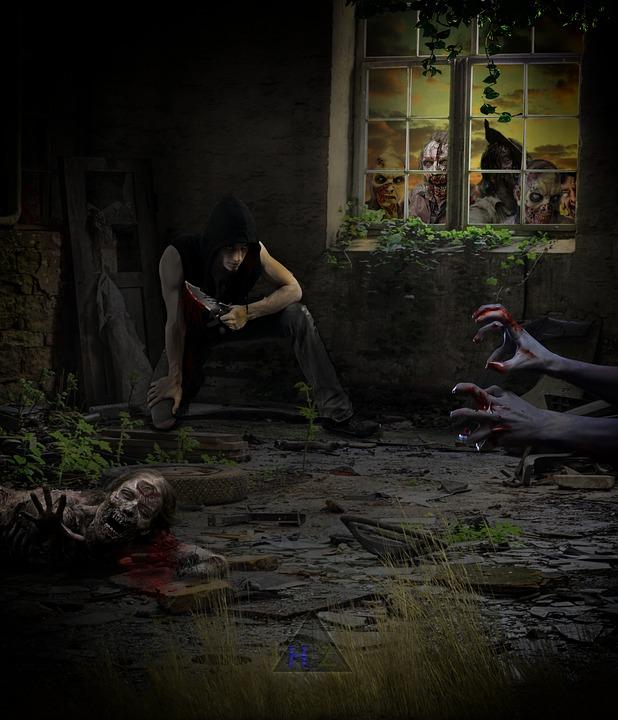 free illustration fantasy horror weird surreal
