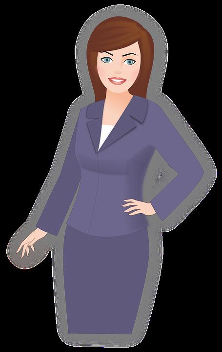Mulher De Negócios, Mulher, Trabalho, Professional