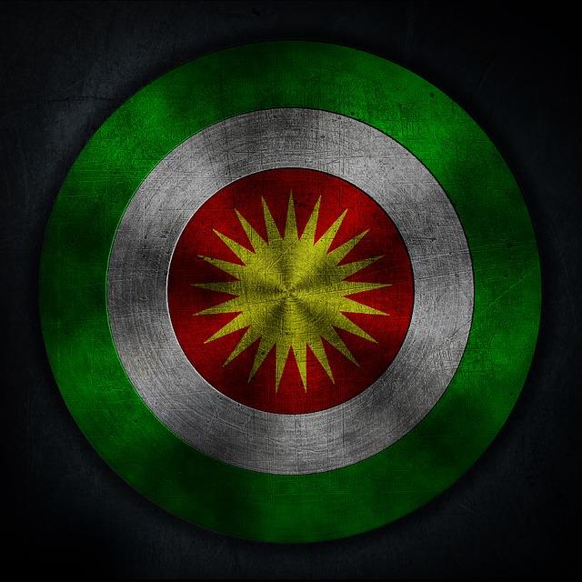 картинки с флагом курдистана быстрота