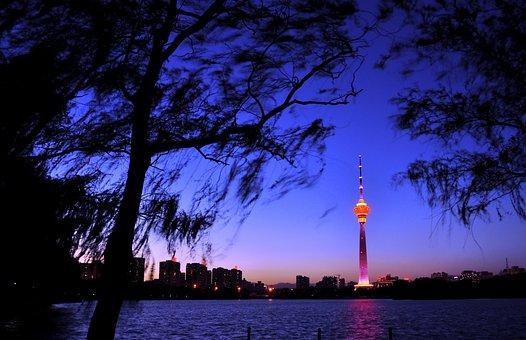 Beijing, Tower Telecom, China, Beijing