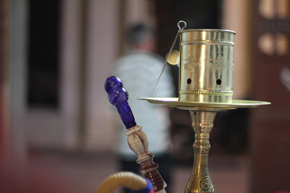 Hookah, Traditional, Smoke, Pipe, Tobacco, East, Arabic