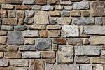 kamienie, ściany, kamienny kamień