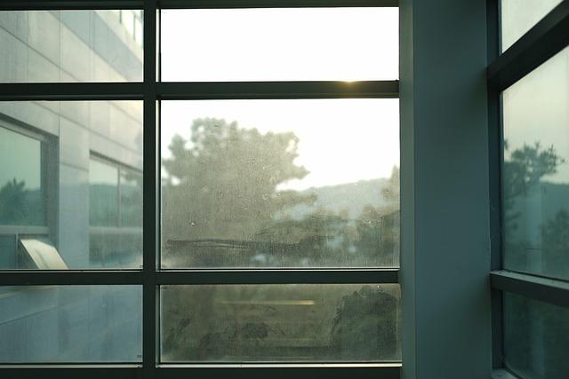 Bedroom Bed By Window