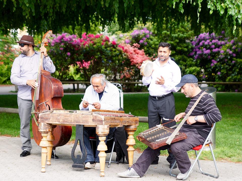 Los Hombres, Cuarteto, Músico, Músicos De La Calle