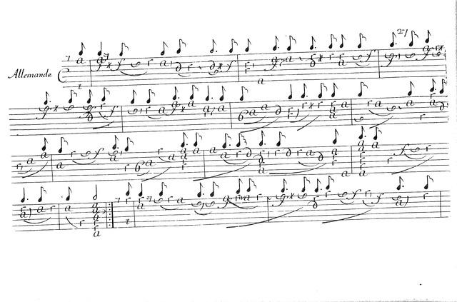 Lute Tablature Music - Free image on Pixabay