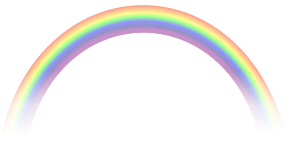 Image vectorielle gratuite arc en ciel fondu couleurs - Image arc en ciel gratuite ...